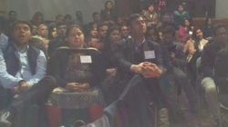For Lalu Prasad's Daughter, Harvard Picture NOT Worth The 1000s Of Words Being Written On Her Lecture