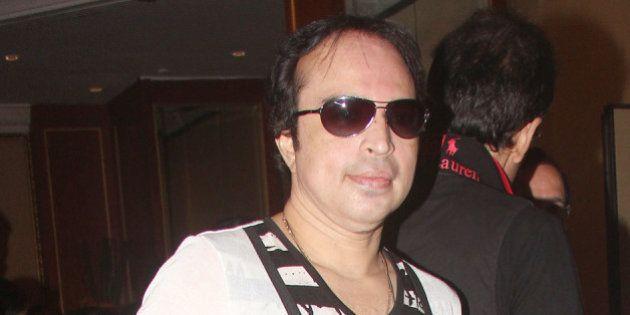 MUMBAI, INDIA - SEPTEMBER 14: Altaf Raja at the music launch of the film 'Rascals' in Mumbai on September...