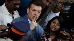 Some Weep, Some Are Quiet; Actor Aditya Pancholi Allegedly Sang Songs, Shouted 'Ganpati Bappa Morya' Inside