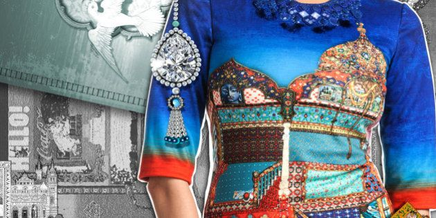 First Look: Stunning Illustrations That Designers Created For Lakme Fashion Week