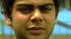 Watch: A Fresh-Faced, 18-Year-Old Virat Kohli Says He's 'Basically' An Attacking