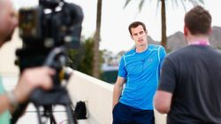 Andy Murray's Twitter Goes Into A Meltdown After Hilarious Hair Conversation With Roger