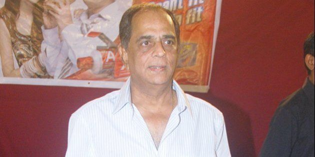 MUMBAI, INDIA - MARCH 01: Pahlaj Nihalani during Hum Log Awards 2011 in Mumbai. (Photo by Yogen Shah/India...