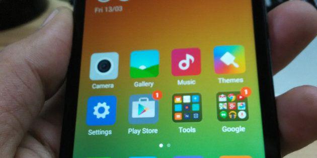 Xiaomi Redmi 2 First Impressions: One Of A