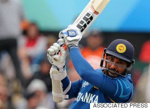Sangakkara, The Voyager, Full Speed