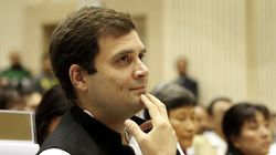 These Photos End All Speculation About The Colour Of Rahul Gandhi's Hair And