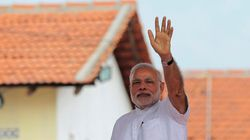 Modi Visits Jaffna, Seeks Respect For All Ctizens In Sri
