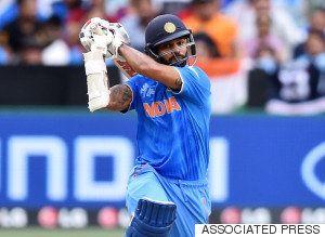 When Dhawan Goes Big, India Go