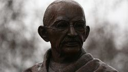 PHOTOS: Gandhi Joins Mandela And Churchill At London's Parliament