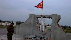 Main Accused In Haryana Church Vandalisation Case