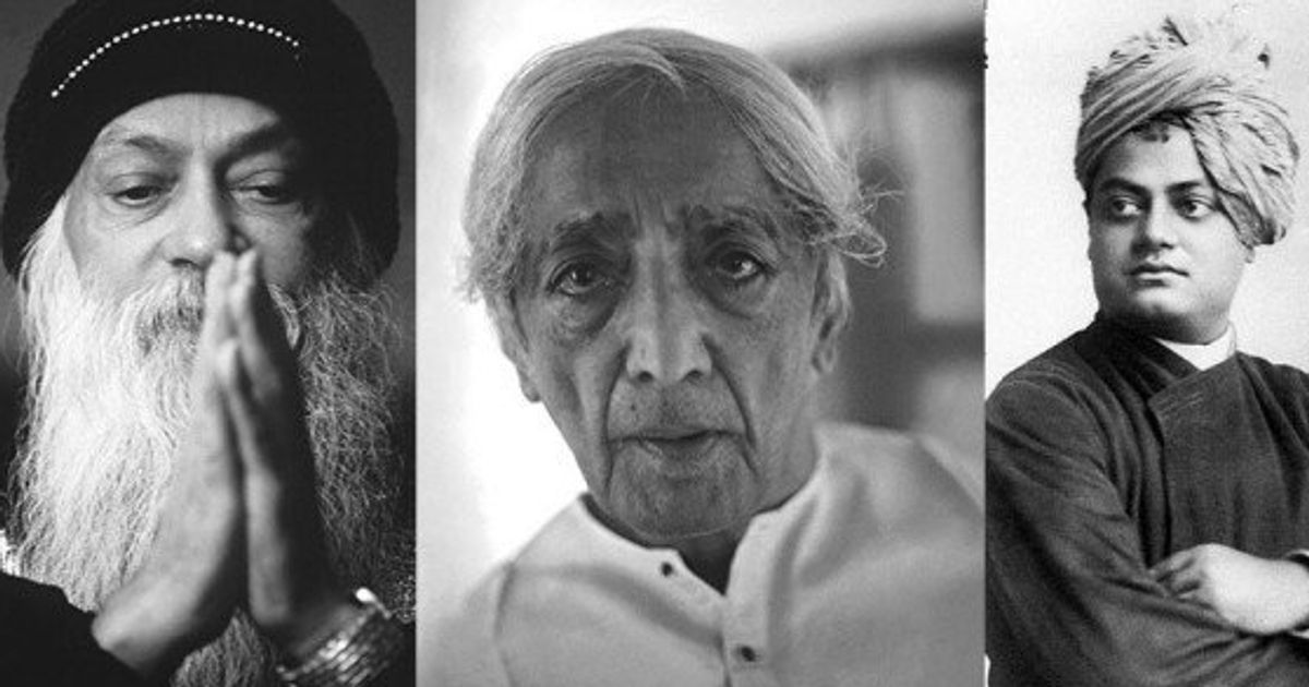 42 Spiritual Quotes From India's Greatest Philosophers