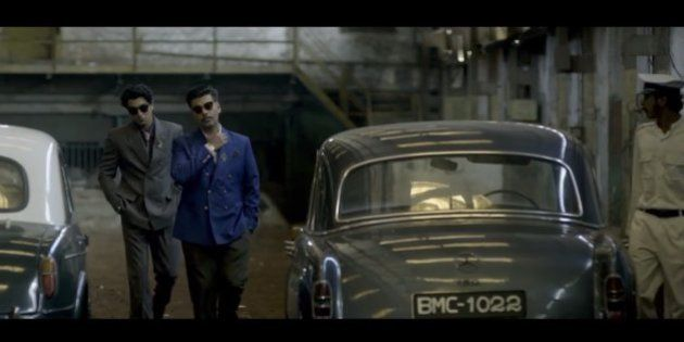 Video: Watch The First Official Trailer For Ranbir Kapoor Starrer 'Bombay