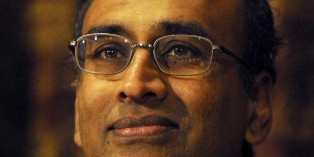 2009 Nobel laureate for chemistry, British-US Venkatraman Ramakrishnan, who shares the prize with Israeli...