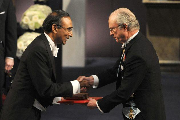 Indian-Origin Nobel Laureate To Head Royal Society In