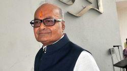 Madhya Pradesh Finance Minister Robbed In Train At