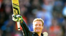 Guptill's Record Score Helps NZ Into World Cup