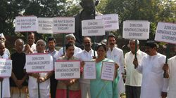 Kumaraswamy Releases Audio Tape, Says Kolar MLA Threatened DK