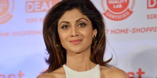 MUMBAI,INDIA MARCH 05: Shilpa Shetty at the launch of the new upcoming shopping channel in Mumbai.(Photo...
