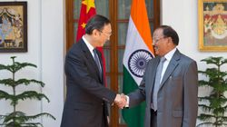 India, China Hold Border