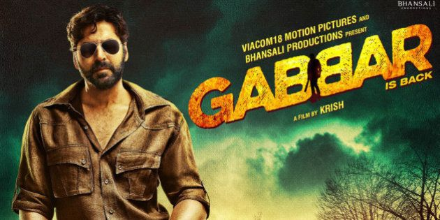 'Gabbar Is Back' Sees Akshay Kumar Playing The Iconic Character As A