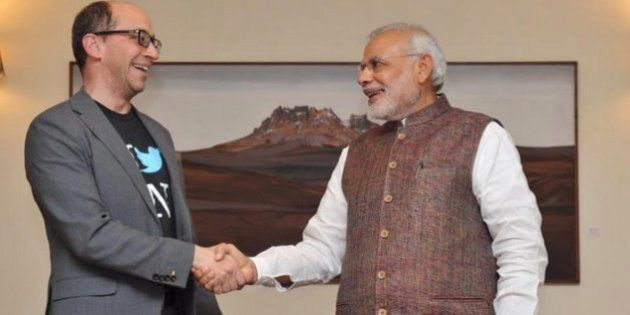 PM Narendra Modi Meets Twitter CEO; Urges Site To Promote India's