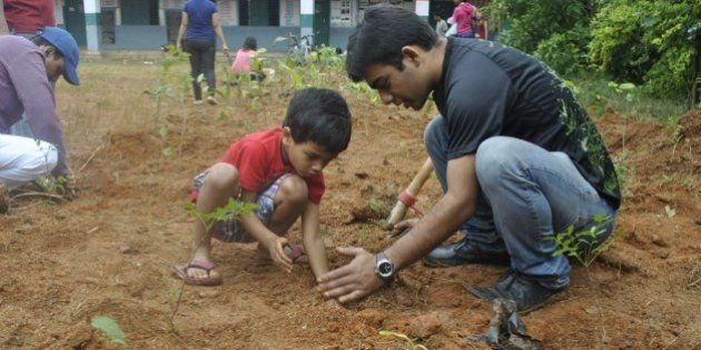How Local Innovations Are Helping Fix Bangalore's Green