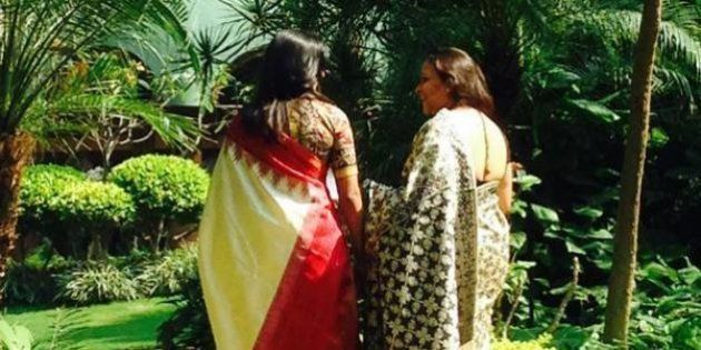 How 2 Indian Women Made A #100SareePact To Revive Six Yards Of