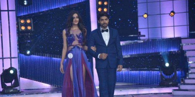 Gurgaon Girl Aditi Arya Crowned Miss India