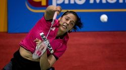 Saina Nehwal Wins Women's Singles Title At The India