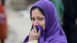 PHOTOS: Wreckage, Grief As Floods Ravage Kashmir