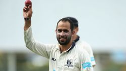 Pakistan-Born Legspinner Fawad Ahmed Named In The Australian Test