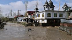 Good News In The Valley, Finally. Weather Has Relented, Jhelum Now Flowing Below Flood