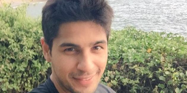 Sidharth Malhotra Is Already On Vacation (While You Slave Away At