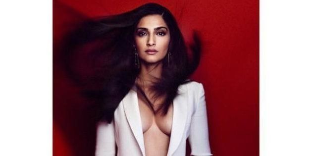 Sonam Kapoor Just Shared These Jaw-Dropping Pictures From Vogue