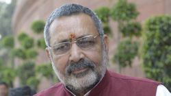 BJP Minister Giriraj Singh Says He 'Regrets' Hurting Sonia, Rahul With His Racist