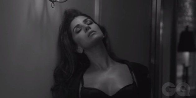 Video: Nimrat Kaur Brings Sexy Back In This Steamy Video From A GQ