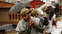 Kashmir Floods: Night-Long Rain Keeps Thousands On