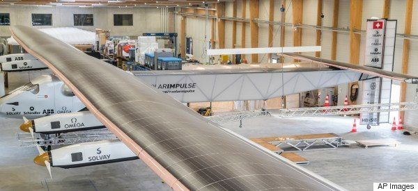 Solar Impulse - The Future Is No Longer What It Used To