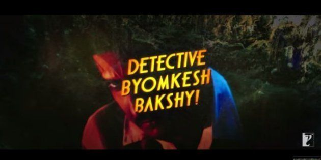 Review: 'Detective Byomkesh Bakshy!' Is Sound And Fury Signifying....Not All That Much,