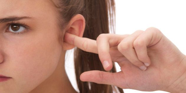 Noise Pollution. (Photo by: Media for Medical/UIG via Getty