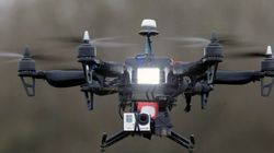 Lucknow Police Will Now Use Unmanned Mini-Drones To Disperse