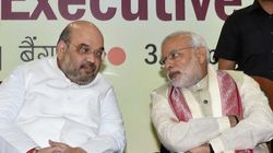 BJP National Executive To Discuss Land Bill