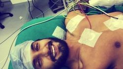 Ranveer Singh Live Tweeted His Surgery