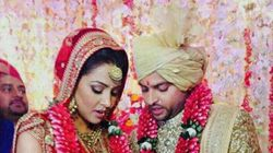 PHOTOS: Suresh Raina Marries Childhood Friend