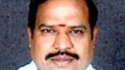 Former Minister Agri Krishnamoorthy Sent To 15 Days' Judicial