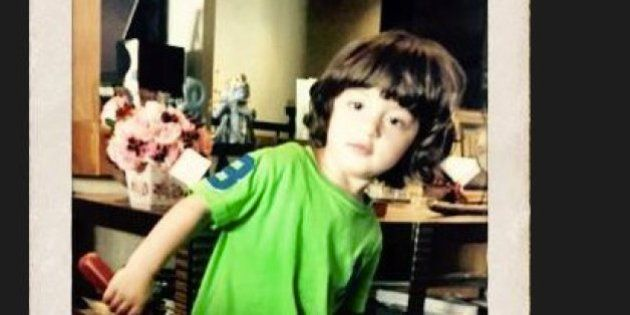 Shah Rukh Khan's Son AbRam Is All For A Cleaner