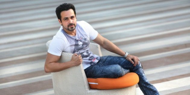 NEW DELHI, INDIA AUGUST 16: Bollywood actor Emraan Hashmi posing for a profile shoot during an exclusive...