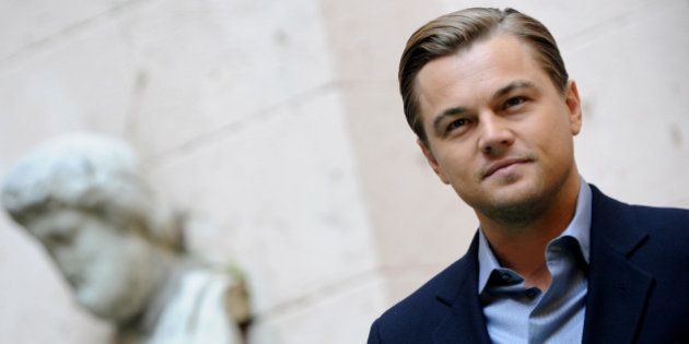 US actor Leonardo DiCaprio poses during a photocall of Shutter Island on February 8, 2010 in Rome. Shutter...