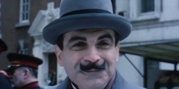 perfect mustache!