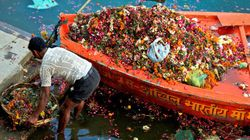 Modi's Varanasi: A Dirty River, A Crumbling City And Disappointed
